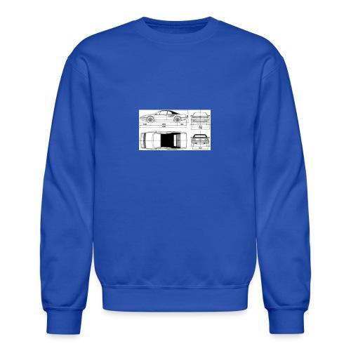 artists rendering - Crewneck Sweatshirt