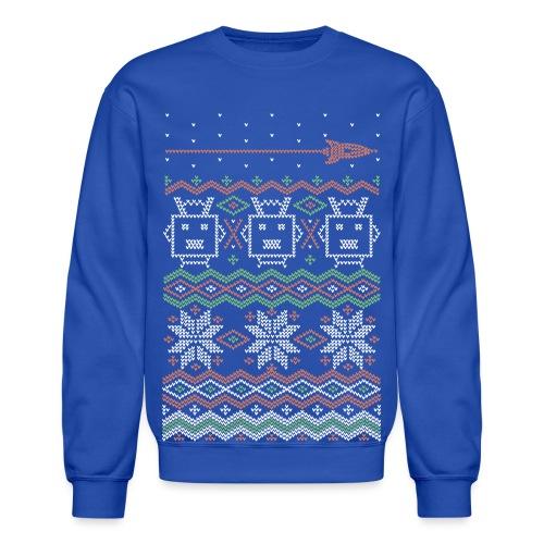 rf xmas sweatshirt midp - Unisex Crewneck Sweatshirt
