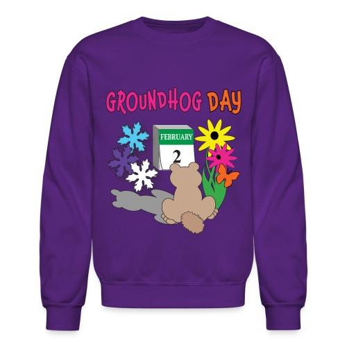 Groundhog Day Dilemma - Crewneck Sweatshirt