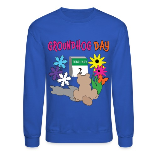 Groundhog Day Dilemma - Crewneck Sweatshirt