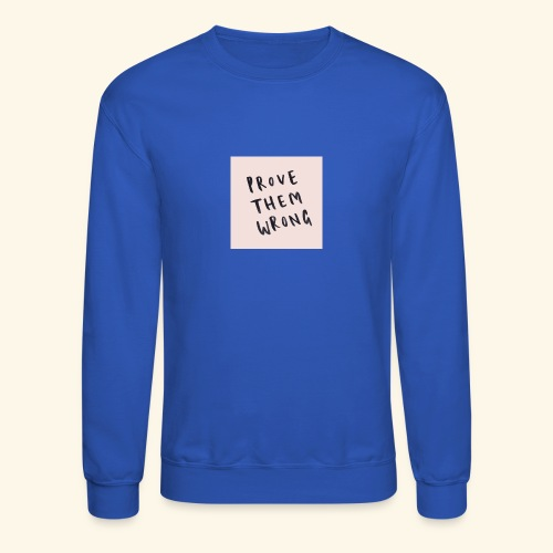 show em what you about - Crewneck Sweatshirt
