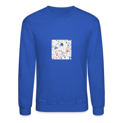 flowers - Unisex Crewneck Sweatshirt