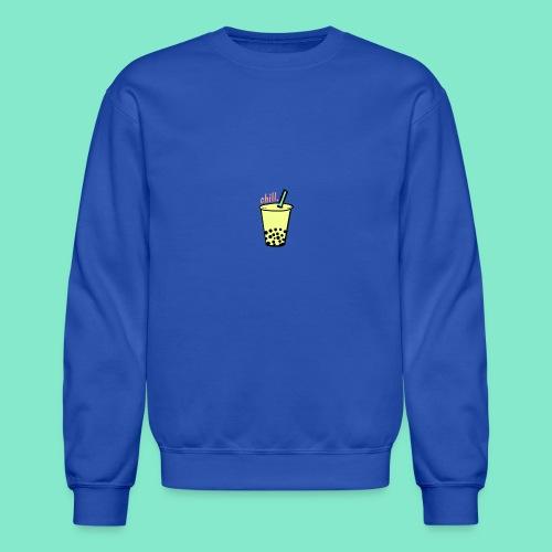 Boba: Chill. - Crewneck Sweatshirt