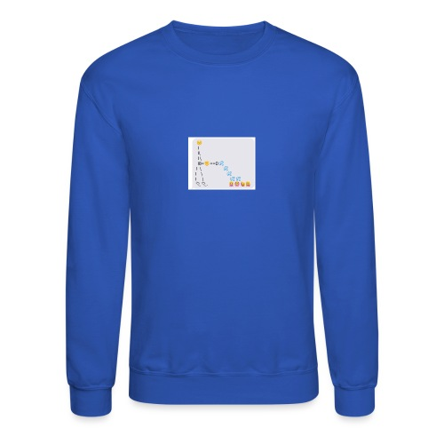 PD Cover Art - Unisex Crewneck Sweatshirt