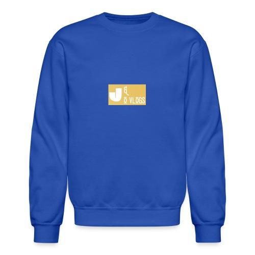J & O Vlogs - Unisex Crewneck Sweatshirt