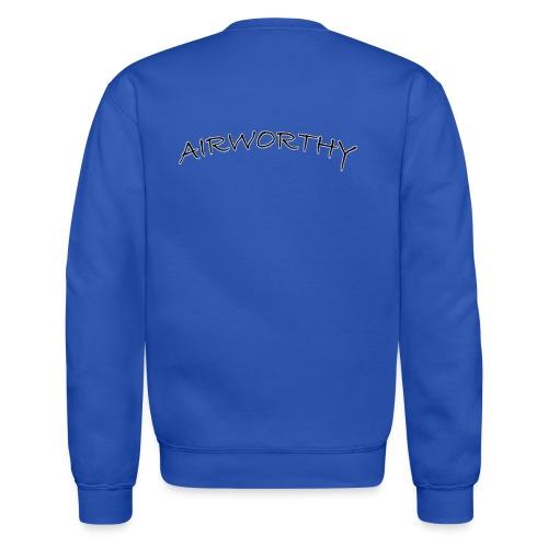 Airworthy T-Shirt Treasure - Crewneck Sweatshirt