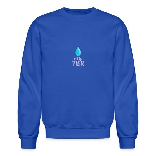 New Tier (Tear Collection) - Unisex Crewneck Sweatshirt