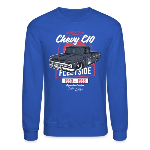 Chevy C10 - American Legend - Unisex Crewneck Sweatshirt