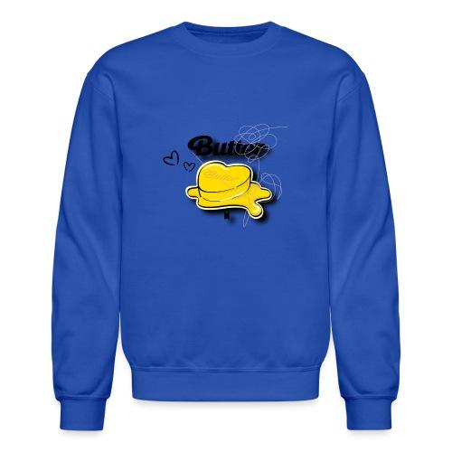 Butter bts - Unisex Crewneck Sweatshirt
