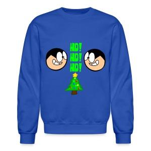 Jake Holiday Sweater - Crewneck Sweatshirt