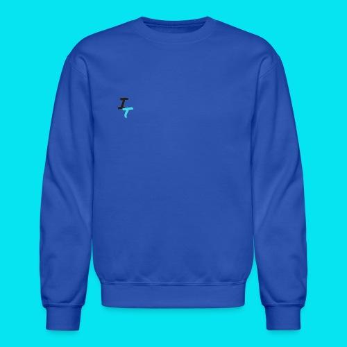 Issa Trashley Logo Design 1 - Crewneck Sweatshirt