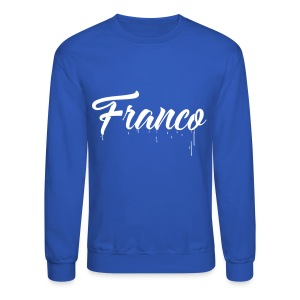 Franco Paint - Crewneck Sweatshirt