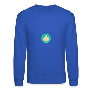 Thumb Up - Crewneck Sweatshirt