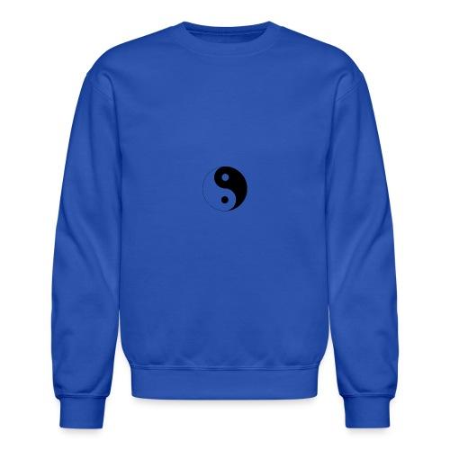 yin yang - Crewneck Sweatshirt