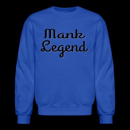 Mank Large Logo - Crewneck Sweatshirt