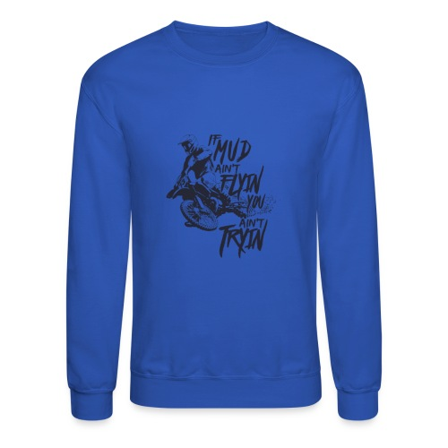 bikers design - Crewneck Sweatshirt