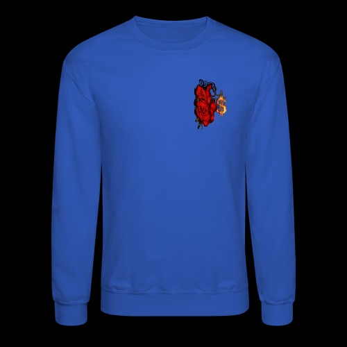 Money Rose - Crewneck Sweatshirt