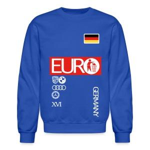 EURO - Crewneck Sweatshirt