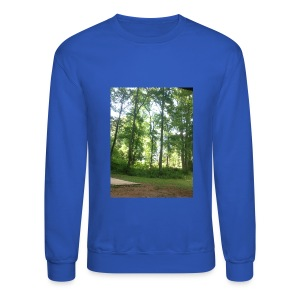 Lets Get Lost - Crewneck Sweatshirt