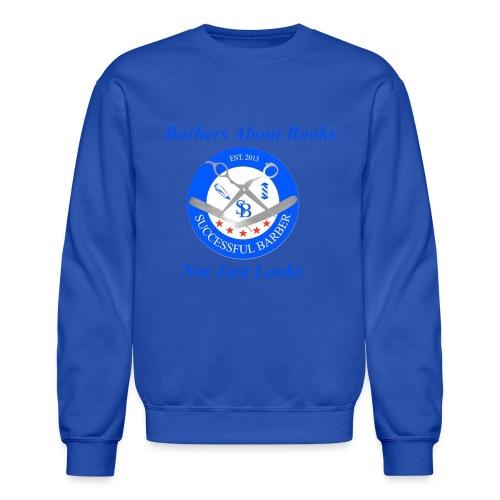 BarberShop Books - Crewneck Sweatshirt