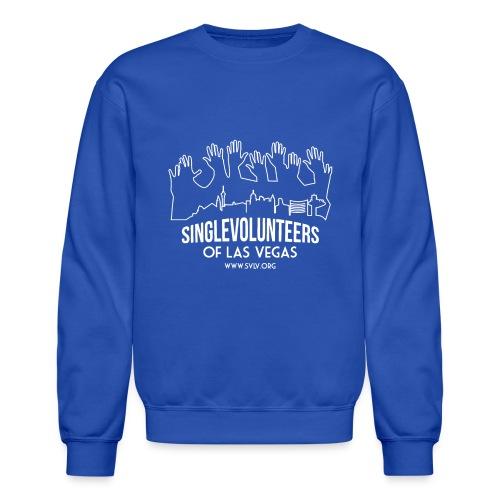 White logo SVLV - Crewneck Sweatshirt