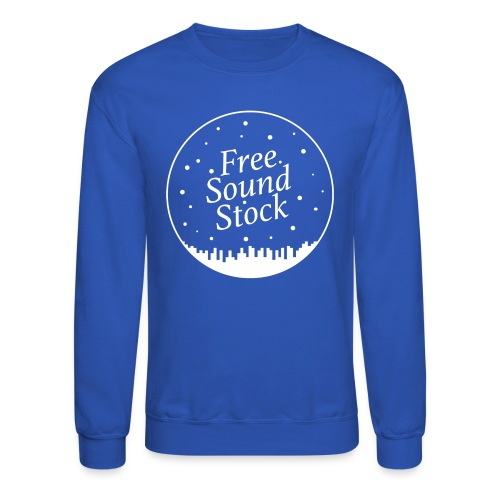 Free Sound Stock - Crewneck Sweatshirt