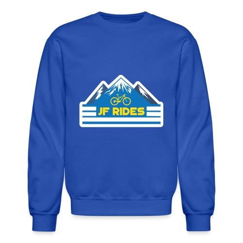 JF RIDES - Crewneck Sweatshirt