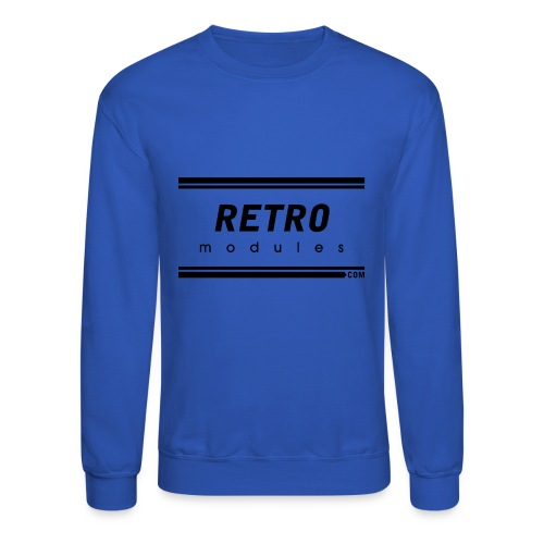 Retro Modules - Crewneck Sweatshirt
