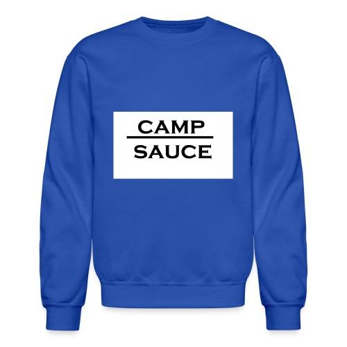 Camp Sauce - Crewneck Sweatshirt