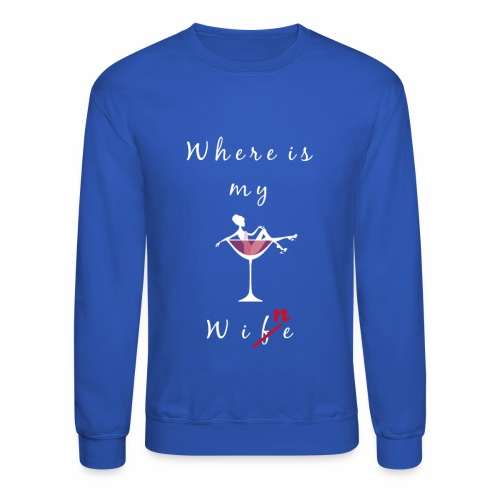 Love4Wine - Crewneck Sweatshirt
