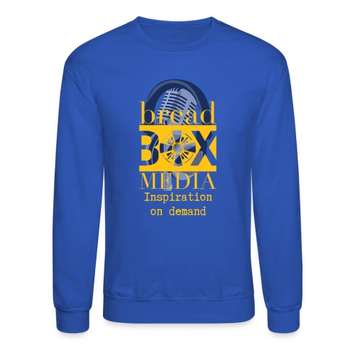 Breadbox Media - Inspiration on demand - Crewneck Sweatshirt