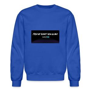 Friday Night New Wave - Crewneck Sweatshirt