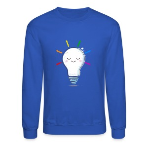 Lighten Up - Crewneck Sweatshirt