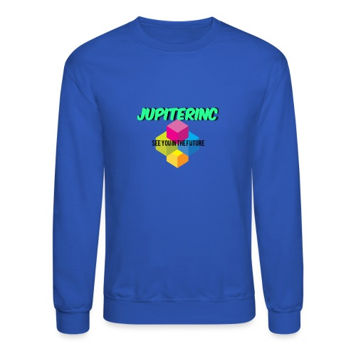 Jupiterinc winter - Crewneck Sweatshirt