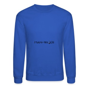 Man of Water Main Logo - Crewneck Sweatshirt