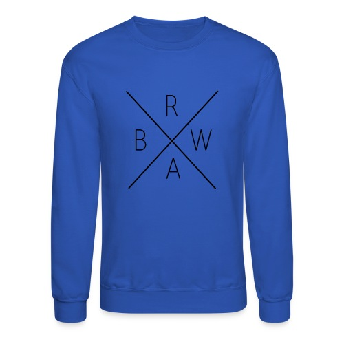 BRWA X Short - Crewneck Sweatshirt