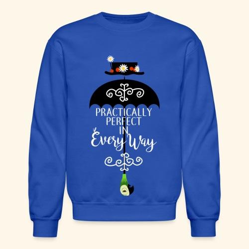 Practically Full-Colored - Crewneck Sweatshirt