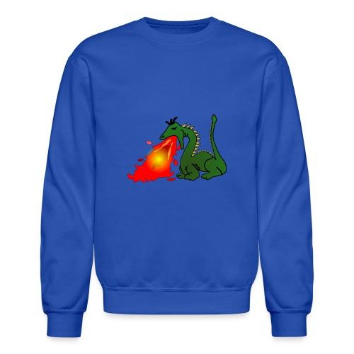 Spittin fire - Crewneck Sweatshirt