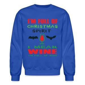 Ugly Christmas Sweaters - Crewneck Sweatshirt