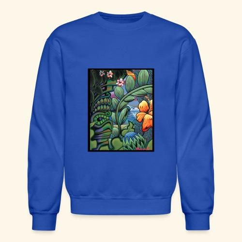 Tikis Reef - Crewneck Sweatshirt