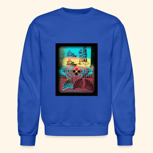 Aloha Pattern - Crewneck Sweatshirt