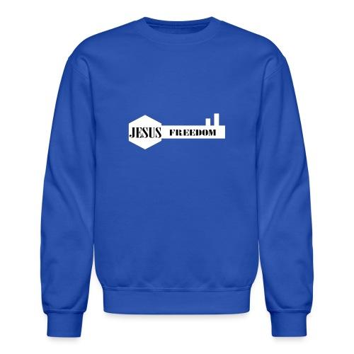 Jesus Freedom - Crewneck Sweatshirt