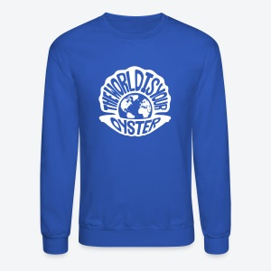 The World Is Your Oyster - Light - Crewneck Sweatshirt