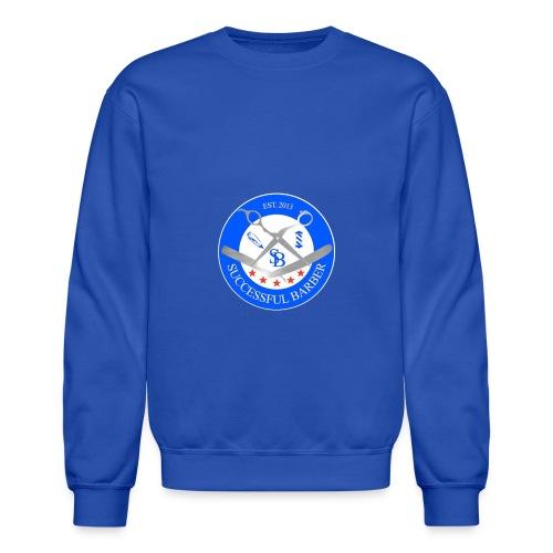 Successful Barber Seal - Crewneck Sweatshirt