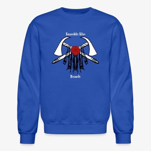 Komankhe Klan Records - Crewneck Sweatshirt
