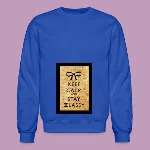 Chanel Keep Calm - Crewneck Sweatshirt