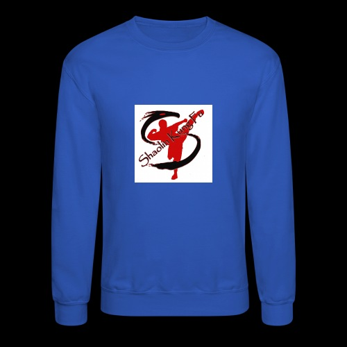 Logo 2008cleanMed full - Crewneck Sweatshirt