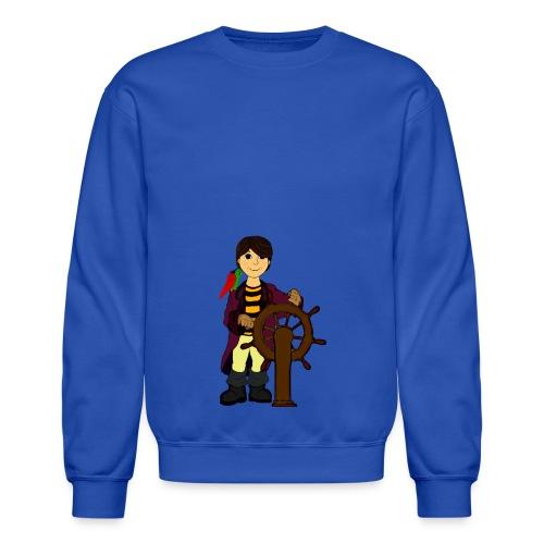 Alex the Great - Pirate - Crewneck Sweatshirt