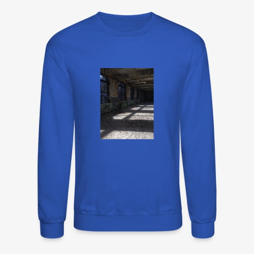 Abandon Prison Broken window room - Crewneck Sweatshirt