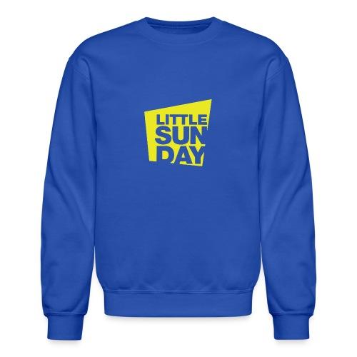littleSUNDAY Official Logo - Crewneck Sweatshirt